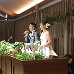 アルカンシエル luxe mariage大阪:結婚式は大切なゲストに感謝を伝える場。形式にとらわれることなく、ふたりに合ったスタイルを見つけよう