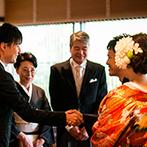 THE KIKUSUIRO NARA PARK (菊水楼):四季折々の借景に囲まれた、奈良の歴史ある料亭。「ふたりらしさ」&「新しい自分」に出会える結婚式。