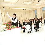 アルカンシエル南青山:オリジナリティのある演出を叶えるため、プランナーが柔軟に対応。明るいスタッフに囲まれ、最高の結婚式へ
