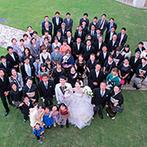 セントミッシェル ガーデンウェディング:形式にとらわれず、「自分達らしい」結婚式を叶えよう。披露宴で新郎にスポットライトを当てるのはおすすめ