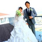 ホテルマリノアリゾート福岡:福岡の都心からすぐ行けるリゾートで、海を望むチャペルはイメージそのもの!親身な対応にも心が決まった
