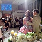エシェル ドゥ アンジェ:ドレスではゆっくり歩くと、より美しく見えるはず。式場選びは「スタッフ選び」という気持ちで取り組んで