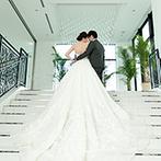 ル・センティフォーリア 大阪:柔軟な対応と豊富なアイデアで無理なく準備でき、個性が光る結婚式に。当日はゲストへの細やかな対応が好評