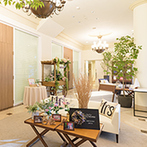KYUKARUIZAWA KIKYO, Curio Collection by Hilton(元 旧軽井沢ホテル):結婚式の直前に慌てないためにも、早めの準備が肝心。装飾用のアイテムは、少しだけ多めに用意して