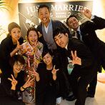 KOTOWA 奈良公園 Premium View:友達のように親身になってくれるスタッフと楽しく打合せ。ふたりが思い描いていた以上の結婚式になった