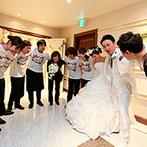 ANELLI 長岡(アネーリ 長岡):スタッフが同じTシャツを着て、さらにフェスらしさを演出。マタニティへの気配りに感謝の気持ちでいっぱい