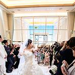 ANELLI 長岡(アネーリ 長岡):最高の笑顔で楽しめる結婚式のポイントは『会場選び』。任せたい!と心から思える会場を見学時に見きわめて