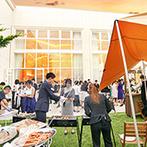 ANELLI 長岡(アネーリ 長岡):貸切邸宅をふたりらしく彩る演出や進行のアイデアが豊富。非日常感あふれる和やかな披露宴も思いのままに