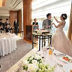 ストリングスホテル東京インターコンチネンタル:ふたりの意向に寄り添ったプランニングから司会進行まで、理想の結婚式を全力で叶えてくれたプランナー