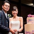 郡山モノリス(KORIYAMA MONOLITH):親身な対応で、理想の結婚式を叶えてくれたプランナーに感謝。きめ細かなサポートで遠方でも安心できた