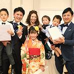 ラ・スイート神戸オーシャンズガーデン:幸せな結婚式を支えたのは、頼りになるプランナー。どんな希望にも全力を尽くしてくれてありがたかった