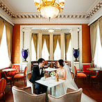 赤坂プリンス クラシックハウス:有形文化財の洋館がニューオープン。格式のある空間で、大切な人たちとプライベートなおもてなしのひととき
