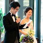 赤坂プリンス クラシックハウス:お互いのイメージがぶれないよう、しっかりと話し合いを。自然な笑顔でふれ合える、理想の結婚式を叶えて