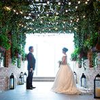 The 33 Sense of Wedding(ザ・サーティスリー センス・オブ・ウエディング):JR大阪駅徒歩3分、目の前に広がる素敵な眺望に惹かれて即決!高層階のお洒落な空間でのひと時に胸が弾んだ