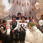 ラフィネ・マリアージュ迎賓館:ふたりのアイデアをプロの視点と技で最高の形に。心の通ったスタッフの対応に、忘れられない結婚式が実現