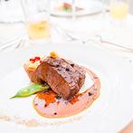 LA POLTO(ラ ポルト):ナチュラルテイストに仕上げた空間で、とっておきのおもてなし。ゲスト目線で考えたコース料理が喜ばれた