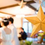BARN&FOREST(バーン アンド フォレスト):豊かな自然を感じるリゾートムードの結婚式を叶えたい。そんなふたりの想いにフィットする会場を探していた