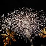 HORIZON BLEU(オリゾンブルー):結婚式をすることで全ての人に感謝を伝え、けじめをつけられた。打ち上げ花火も叶う海辺の会場はおすすめ