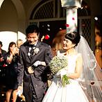 北野異人館 旧クルペ邸:憧れのレトロな結婚式をカタチにしてくれたプランナー。たくさんの提案のおかげで、ふたりらしい式が叶った