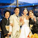 ザ グランダブリュー 水戸(THE GRAND W MITO):最初で最後の慣れない結婚準備も、プランナーのおかげでスムーズ。ゲスト対応も安心してお任せできた