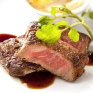 ヴィラルーチェ:\新メニュー発表/厳選!黒毛和牛ステーキ贅沢コース試食フェア