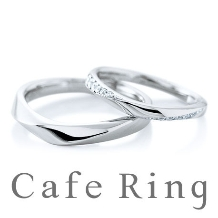 JEWELRYサカグチ天神本店_【Cafe Ring】Noel(ノエル)聖夜に流れる星【サカグチ天神本店】