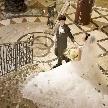 藻岩シャローム教会:【無料フルコース試食付き】感動の大聖堂挙式&大階段体験!