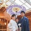 ベルヴィ ラヴァンセーヌ:【空×水×モダン和装】神殿挙式を&和婚相談会