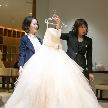 ベルヴィ ラヴァンセーヌ:ワタシ史上No1♪【キレイ花嫁】ドキドキ♪新作ドレス試着会
