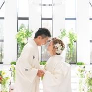 ベルヴィ ラヴァンセーヌ:【可愛く和装を着たい♪】神殿挙式&キレイ和婚相談会