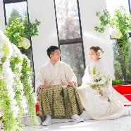 ベルヴィ ラヴァンセーヌ:【和装を可愛く着こなしちゃおう!】神殿挙式&和婚相談会