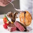 千里阪急ホテル CLASSIC GARDEN:大人気【挙式&披露宴体験】目の前で焼く国産牛フィレ試食フェア