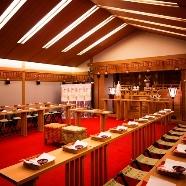 ホテル阪急インターナショナル:【伝統の神前式を】正統派挙式が叶う本格神殿×会場見学フェア