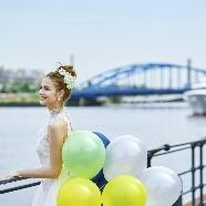 第一ホテル東京シーフォート:【ドレス試着&見学】月曜限定フェア♪海辺ホテルでデートしよう