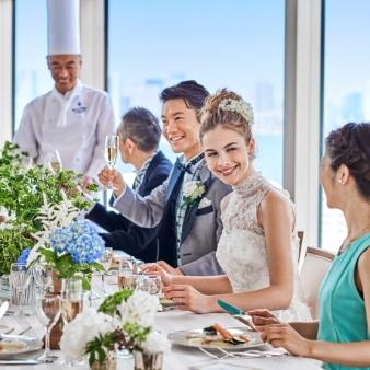 第一ホテル東京シーフォート:【先輩花嫁大絶賛】牛フィレ&フォアグラ美食堪能フェア