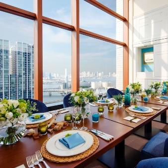 第一ホテル東京シーフォート:【家族婚★挙式×会食】おもてなし重視!無料試食付フェア