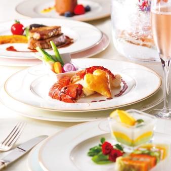 第一ホテル東京シーフォート:【お料理重視★】フォアグラ&牛フィレ1万円豪華コース美食体験