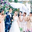 マリコレ ウェディングリゾート:【初見学の方必見】リゾート演出体験★結婚式まるわかりフェア