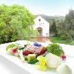 Sayagatani garden aglass(鞘ヶ谷ガーデン アグラス):【口コミで話題♪試食付】こだわりの彩りプレートフェア☆