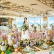 ANAクラウンプラザホテル熊本ニュースカイ:【平日限定★特典付き】花嫁の憧れドレス試着×絶景堪能♪