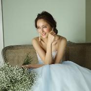 ドレス:Lazy Cinderella
