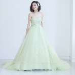 ウエディングドレス:Lazy Cinderella