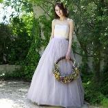 Lazy Cinderella:【2ndアレンジドレス】1着で3パターンに変化できるカラードレス