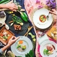 RITZ5(リッツファイブ):【国産牛フィレ肉&真鯛】豪華14品フルコース贅沢食べ比べフェア