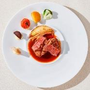 ホテル日航大阪:【料理長イチオシ】牛フィレ肉×オマール海老★無料試食フェア
