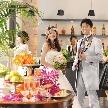 Royal Garden Palace 八王子日本閣:地元カップル応援♪限定特典&試食付フェア