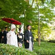 八芳園:【30名以下】400年続く名園での本格おもてなし相談会