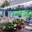 八芳園:【無料試食】本番直前コーディネート&和洋選べる挙式会場見学