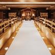 八芳園:【神前式模擬挙式】縁をつなぐ挙式を体感しよう