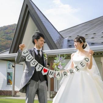 花巻温泉 -The Grand Resort Hanamaki Onsen-:人気ドレス試着&挙式映像×コーデ×映像演出見学!体感型フェア